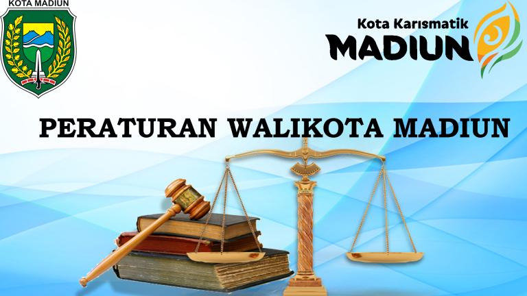 Daftar Peraturan Walikota Madiun