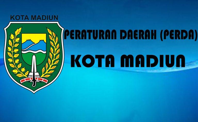 Daftar Peraturan Daerah Kota Madiun
