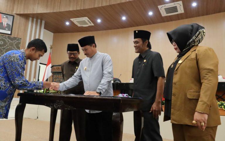 Pemkot Madiun Setujui 3 Raperda Inisiatif DPRD