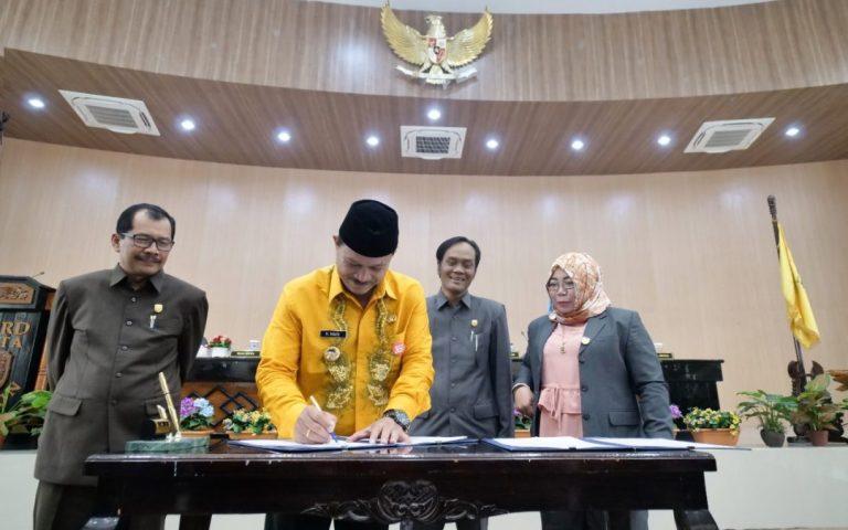 DPRD Setujui 9 dari 10 Raperda jadi Perda, Pemkot Segera Terbitkan Perwal