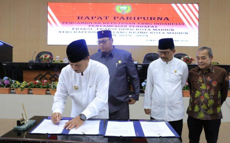 Eksekutif-Legislatif Sepakati Raperda RPJMD (rencana pembangunan jangka menengah daerah) 2019-2024