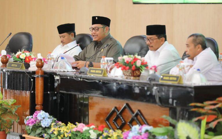Bahas RPJMD Kota Madiun, Fraksi DPRD Tekankan Komitmen Pemkot Dalam Pembangunan
