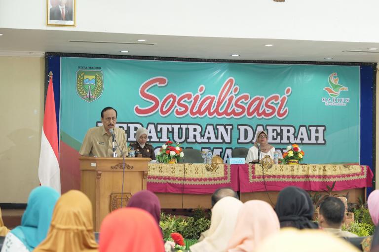 Sosialisasi Peraturan Daerah Kota Madiun