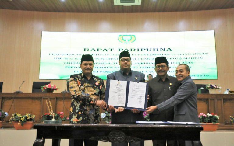Pemerintah Kota Madiun dan DPRD Kota Madiun Setujui Raperda Baru Retribusi Pengujian Kendaraan